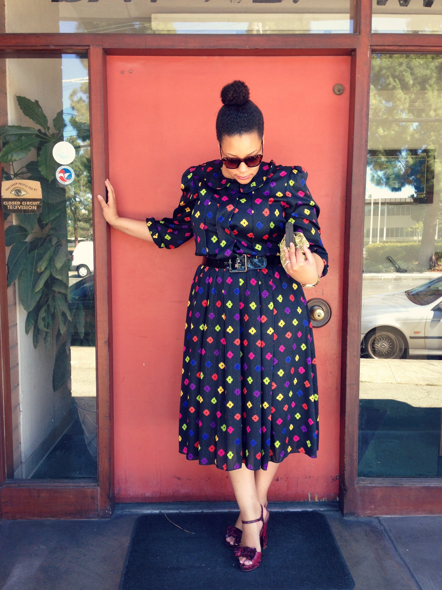 i Tried This Dress on Five