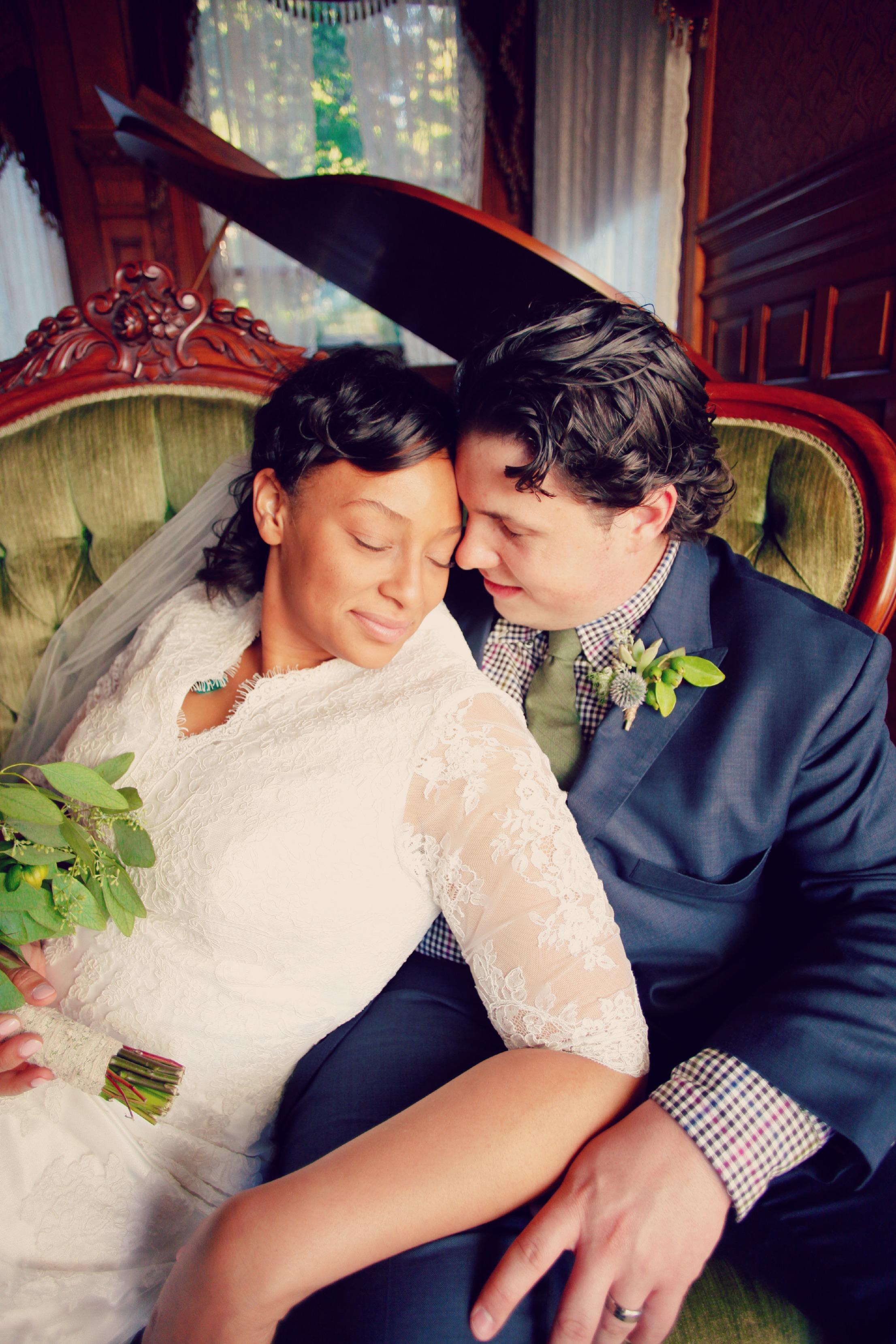 My Modest Wedding Dress: Allure Bridals - MoMoMod - Modest Style ...
