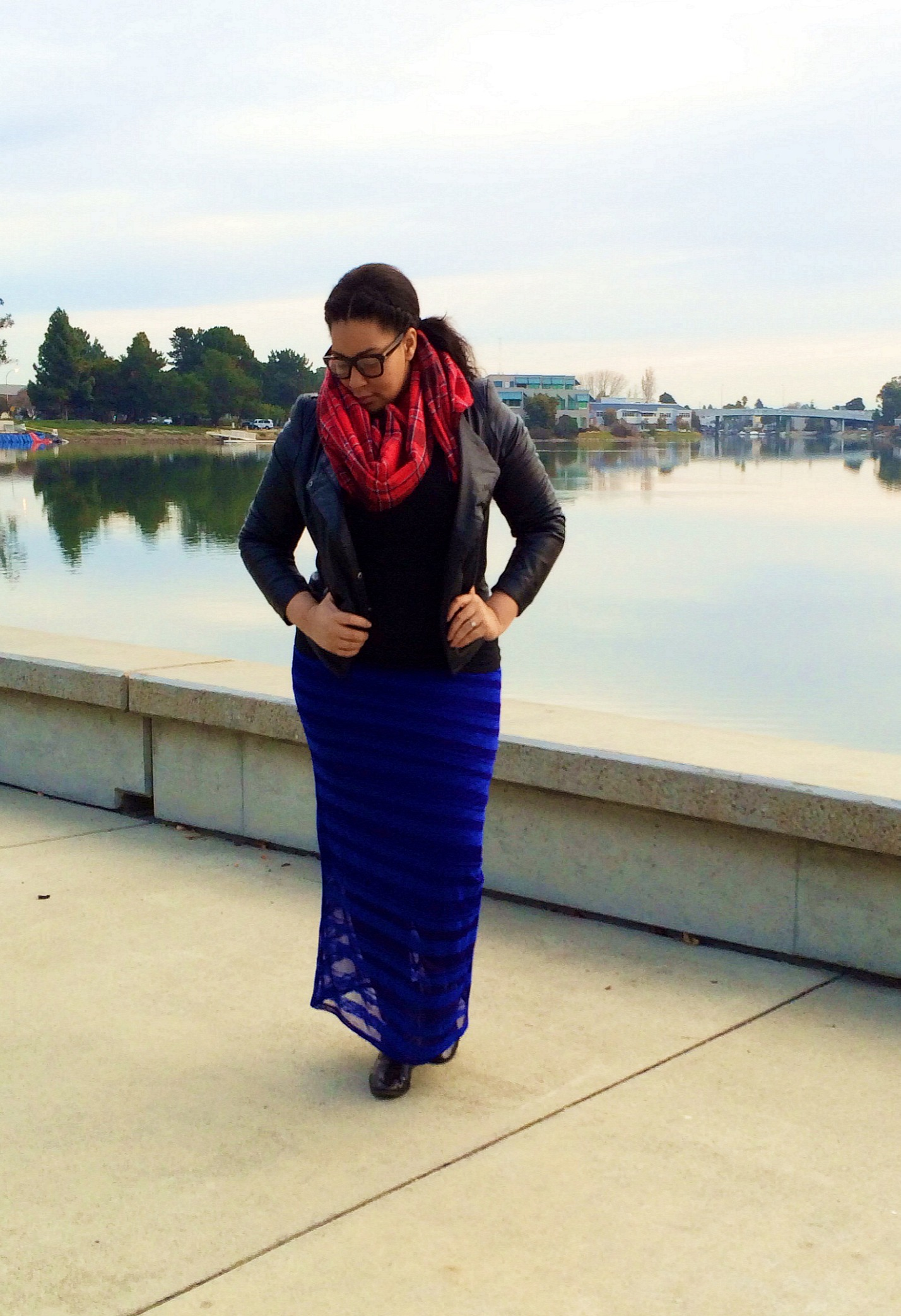 modest style challenge how to wear a maxi skirt in the
