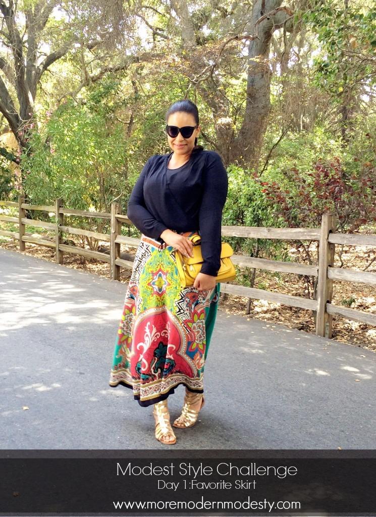Modest Style Blog