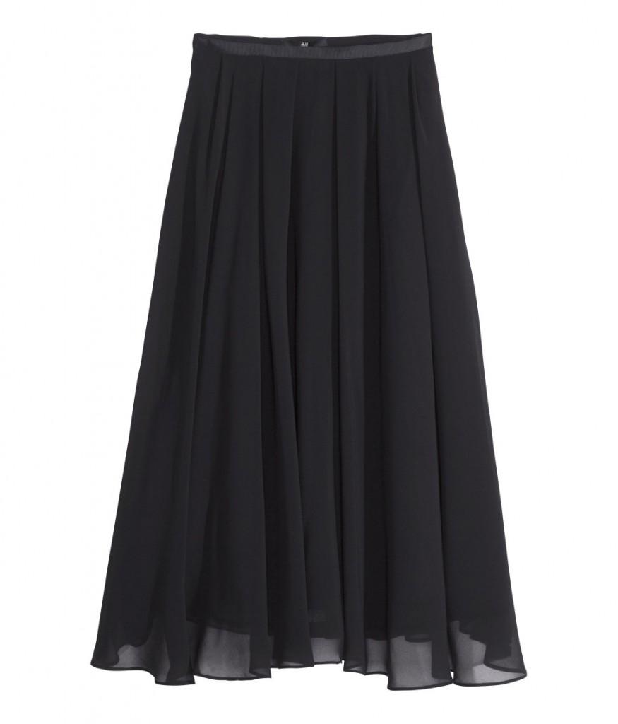winsday modest midi skirt from h m momomod modest