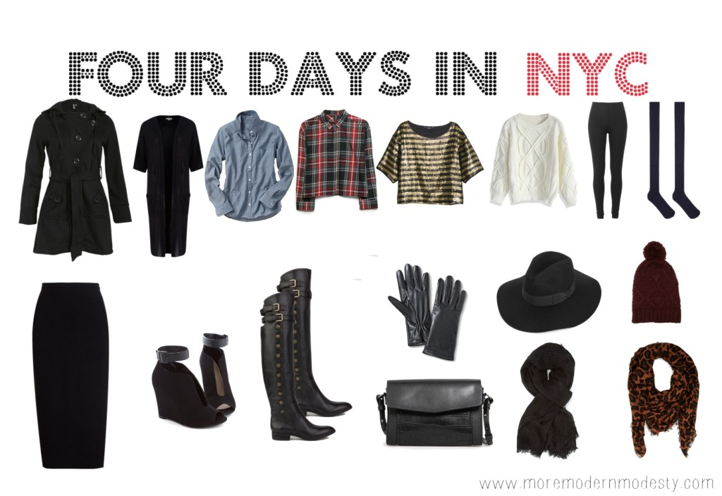 What to Pack for NYC in the Fall