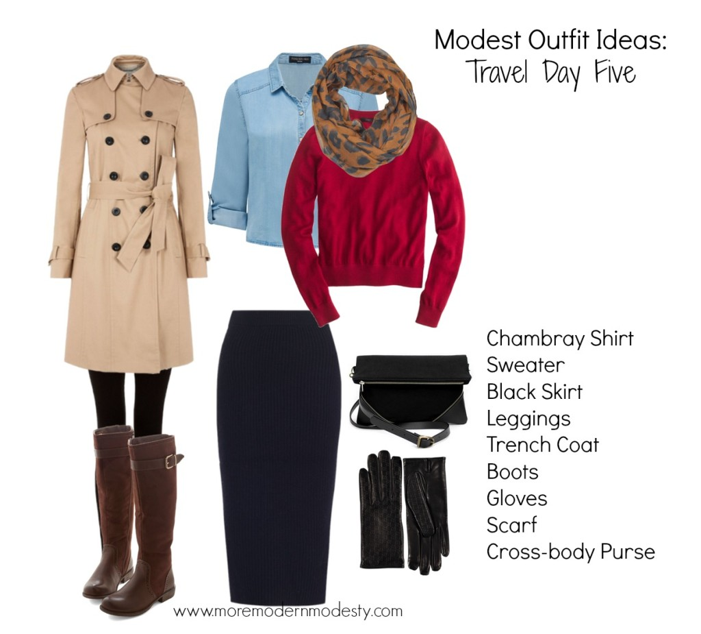 Vacation and Travel Outfit Ideas