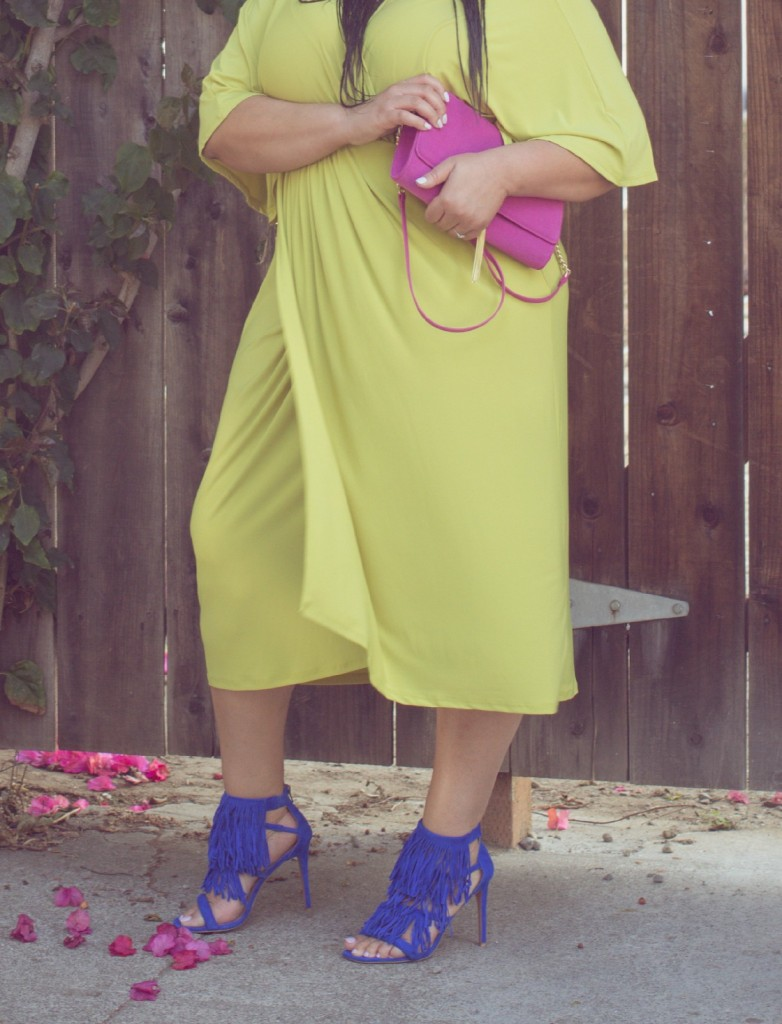 Trendy Maternity Dress